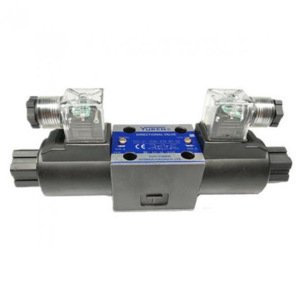 Yuken PV2R2-65-L-RAL-41 Double Vane Pumps #1 image