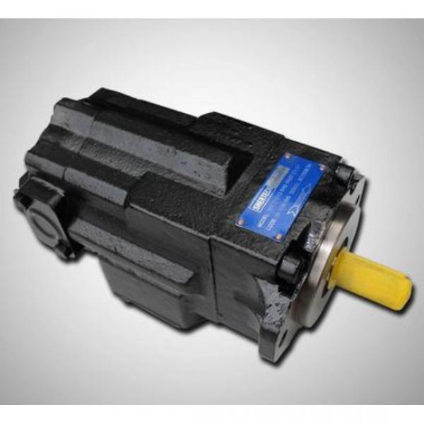 Yuken PV2R2-65-L-RAL-41 Double Vane Pumps #3 image