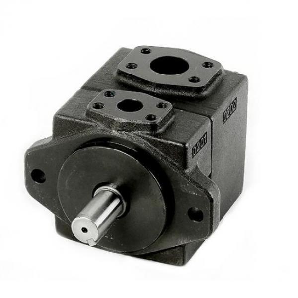 Yuken PV2R3-76-L-RAA-31 Double Vane Pumps #3 image
