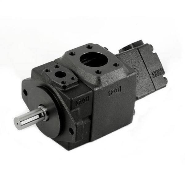 Yuken PV2R1-10-F-RAA-41 Double Vane Pumps #3 image