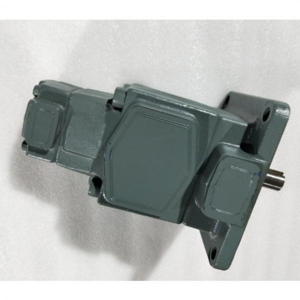 Yuken PV2R2-65-L-RAB41 Double Vane Pumps #3 image