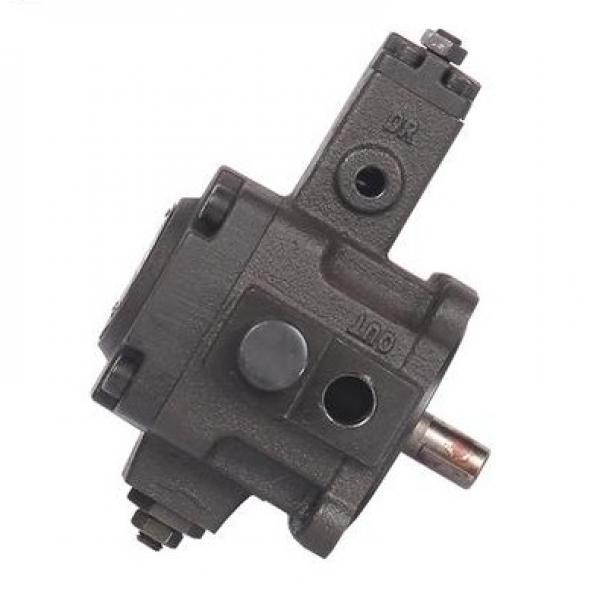 Yuken PV2R1-23-F-RLR-40 Double Vane Pumps #2 image