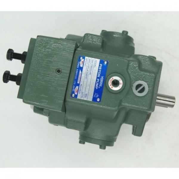 Yuken PV2R12-25-53-L-RAA-40 Double Vane Pumps #2 image